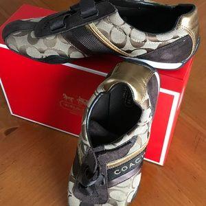 Coach Flat Athletic-like Shoe